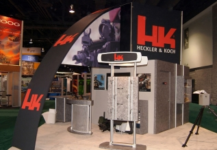 Heckler & Koch (20 x 20 Display)