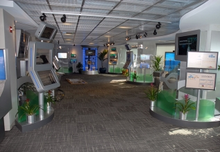 Lockheed Martin (Permanent Lobby Display)