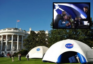 White House Astronomy Night (Public Event 2009)